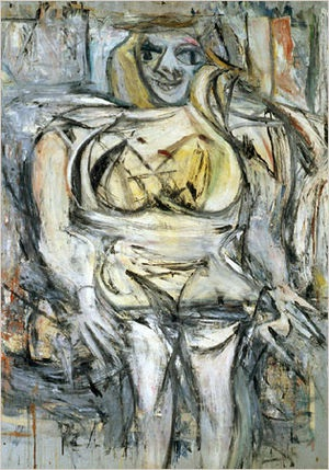 10.-Woman-III-by-Willem-de-Kooning